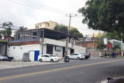Tica Bus Station San Salvador