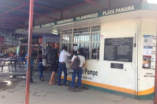 Terminal de Buses Municipal Liberia Costa Rica