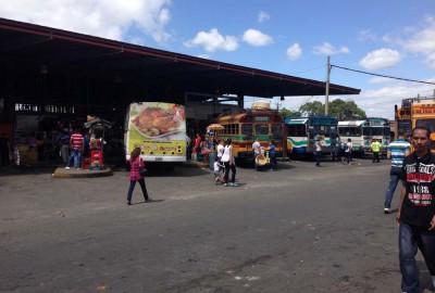 Mercado Roberto Huembes. Managua, Nicaragua