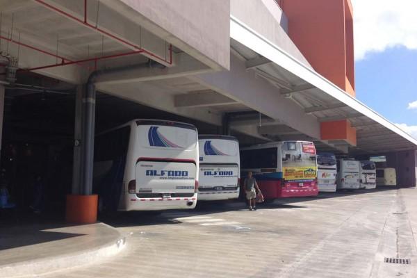 San José - Empresa Alfaro bus station