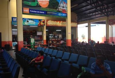 Pulmitan de Liberia Station in San Jose, Costa Rica