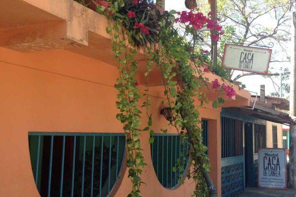 El Cuco hostel, Casa Canela