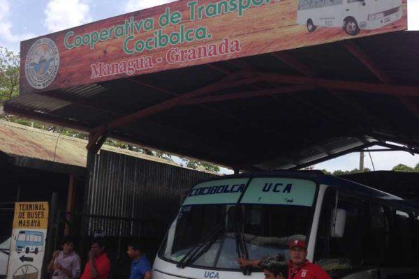 Managua UCA Terminal