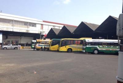 Terminal Occidente, San Salvador