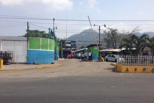 Terminal de Oriente, San Salvador