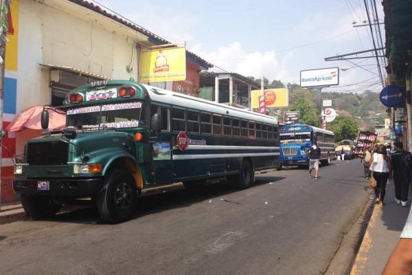 Bus 107 La libertad