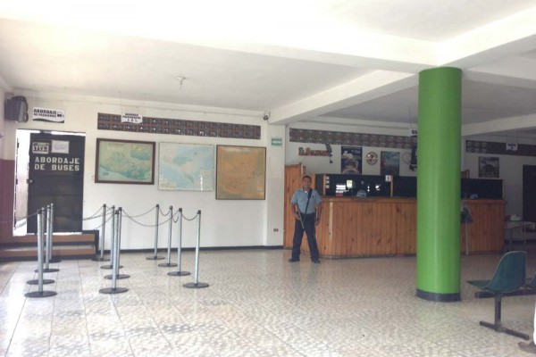Santa Ana Terminal Vencedora
