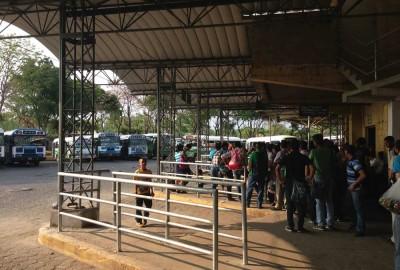 Terminal de Sonsonate El Salvador