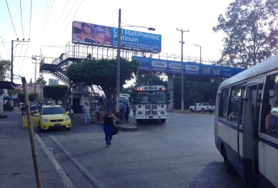 Estación Ceiba de Guadalupe, San Salvador
