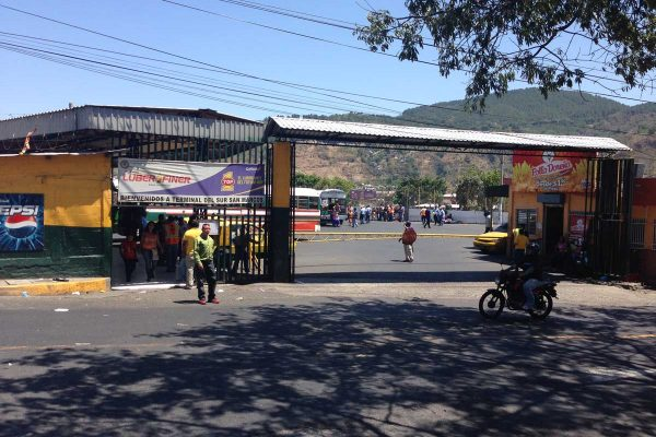 Terminal del Sur El Salvador