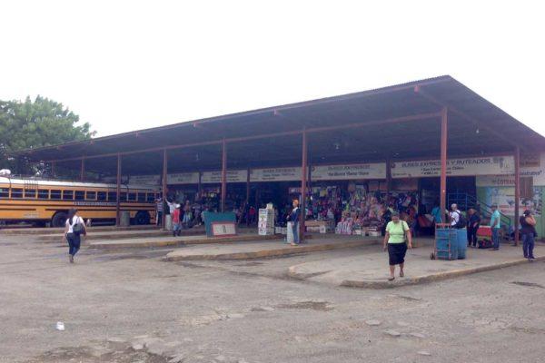 Managua Terminal Mayorero