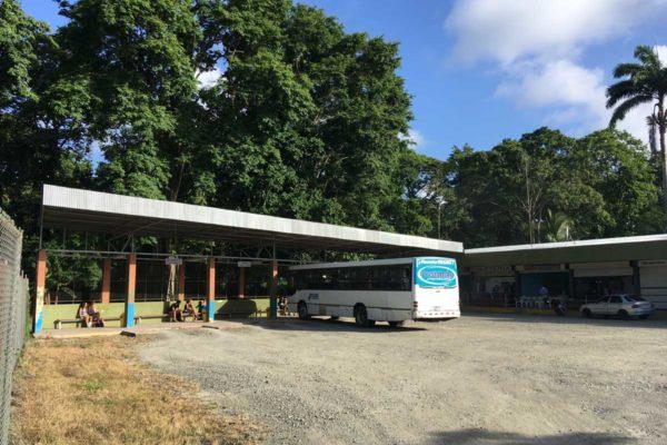 Cahuitas Terminal Costa Rica