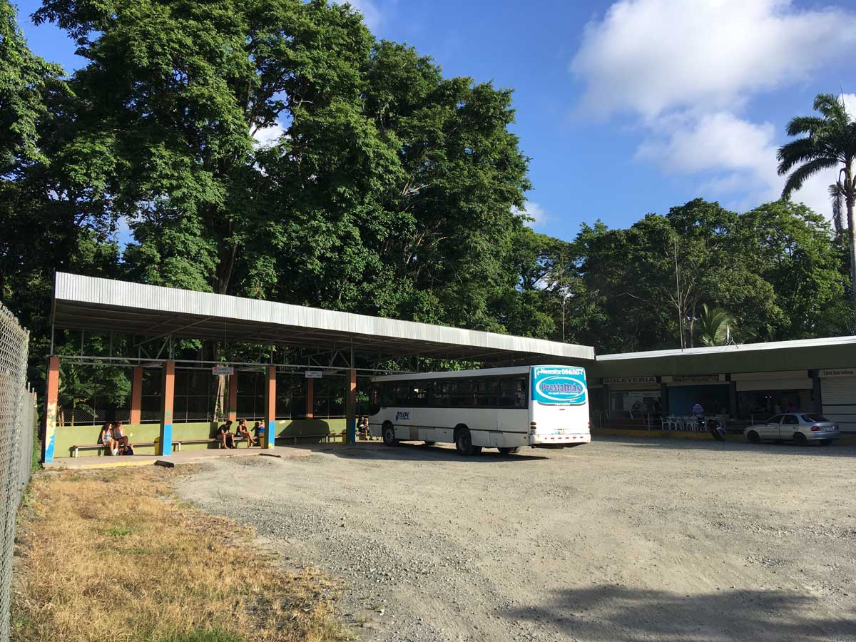 how to get from san jose to puerto viejo